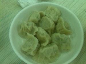 Travel Taiwan. Dumplings.