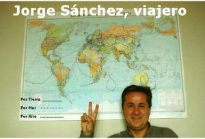 Jorge Sanchez. El viajero