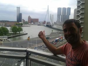 Rotterdam. Visiting Netherland.