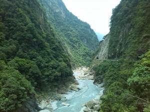 Travel Taiwan. Taroko National Park