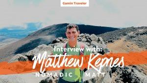Interview with Matt from Nomadic Matt