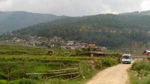 visiitng Bhutan