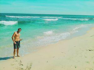 Travel Perth visiting Beaches
