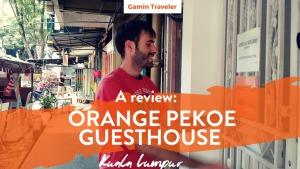 Review of Orange Pekoe Guesthouse
