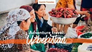 Travel Guide Uzbekistan (Full Travel Guide)
