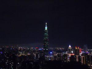 Elephant Mountain, Taipei. Hidden Gem