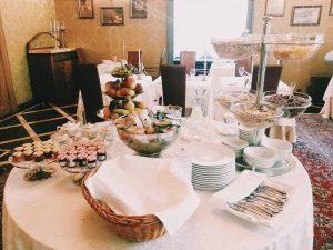 Gallery Park Hotel & Spa Breakfast