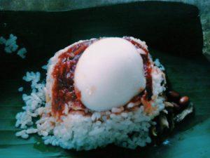 nasi lemak visiting Ipoh