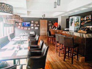 Bar inside at Ambassador Hotel