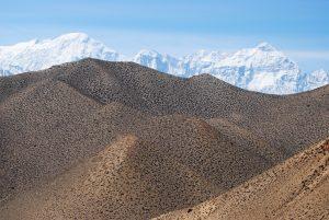 Amazing views in Upper Mustang.