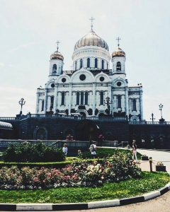 Churches for visiting Russia.