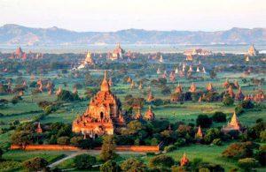 Global Help Swap in Bagan.