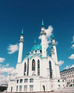 Kazan to travel Russia.