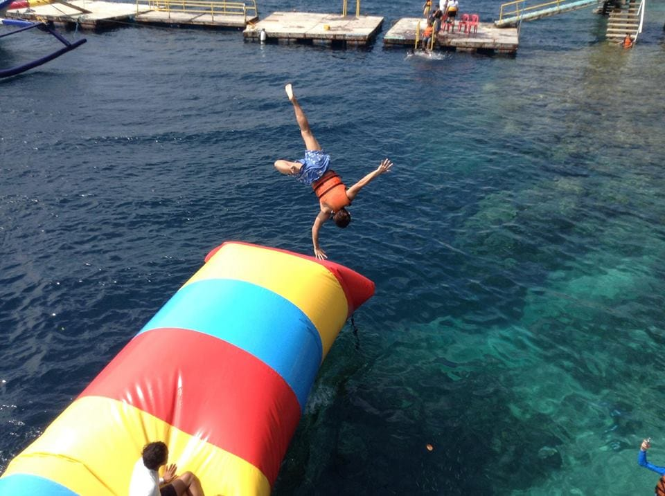 Maxima Aquafun, Things to do in Samal Island