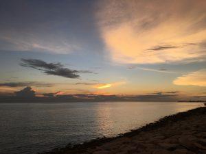 Sunset to visit Melaka