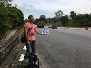 visit Melaka: leaving to Kuala Lumpur