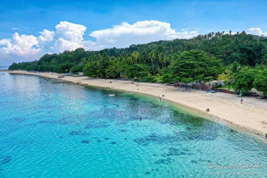 KALIPAY SA BAYBAY, Samal Island Itinerary