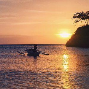 Visit Cebu: Sunset in Malapascua