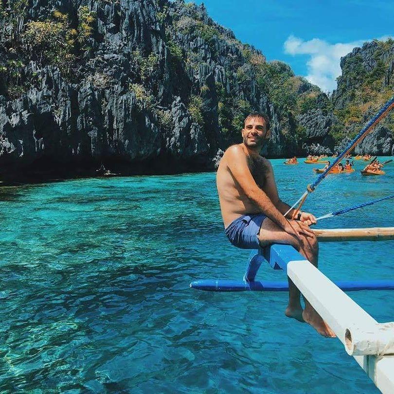 Palawan tourist spots, Big Lagoon