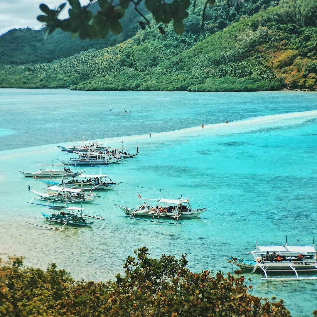 Palawan tourist spots, Snake Island
