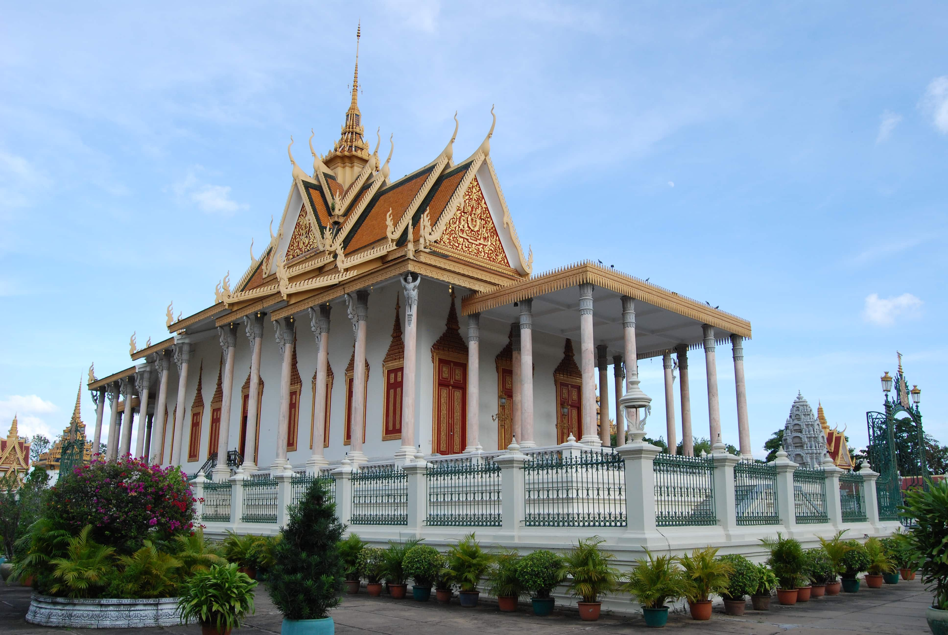things to do in Phnom Penh, Silver Pagoda, Royal Palace in Phnom Penh, things to do in Phnom Penh, Phnom Penh travel guide