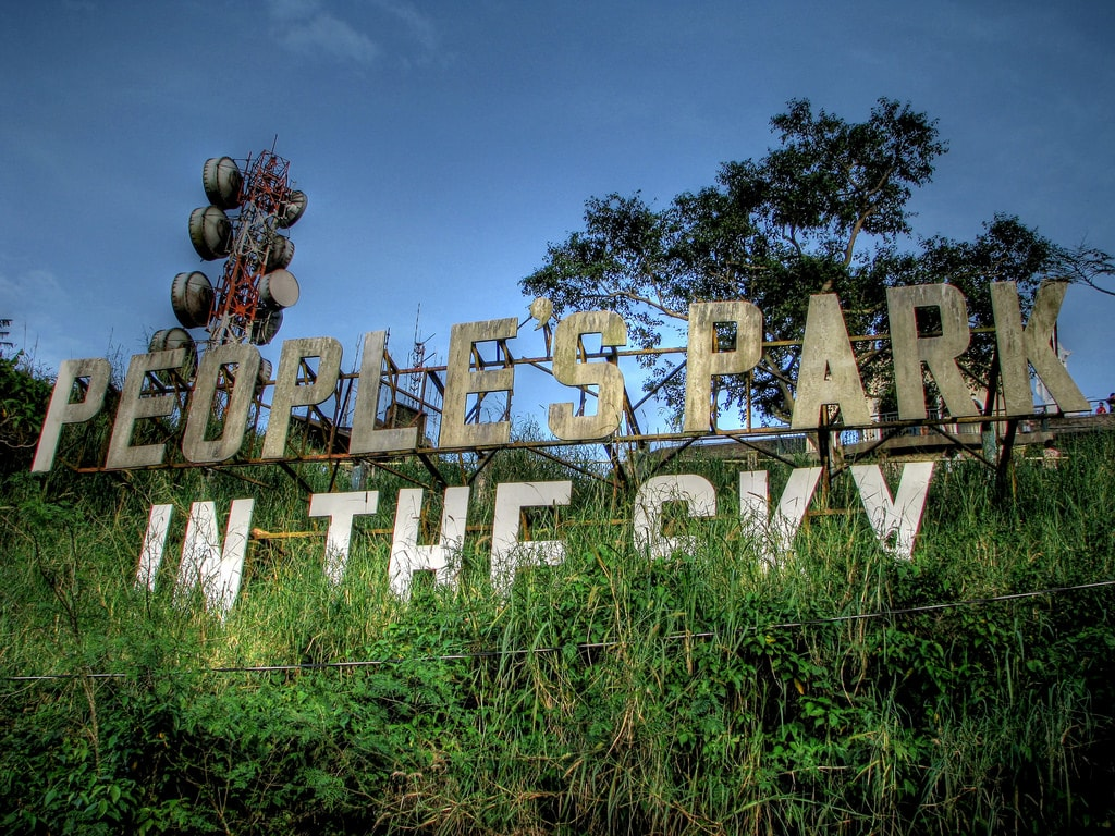 things to do in Tagaytay, Places to visit in Tagaytay, People's Park