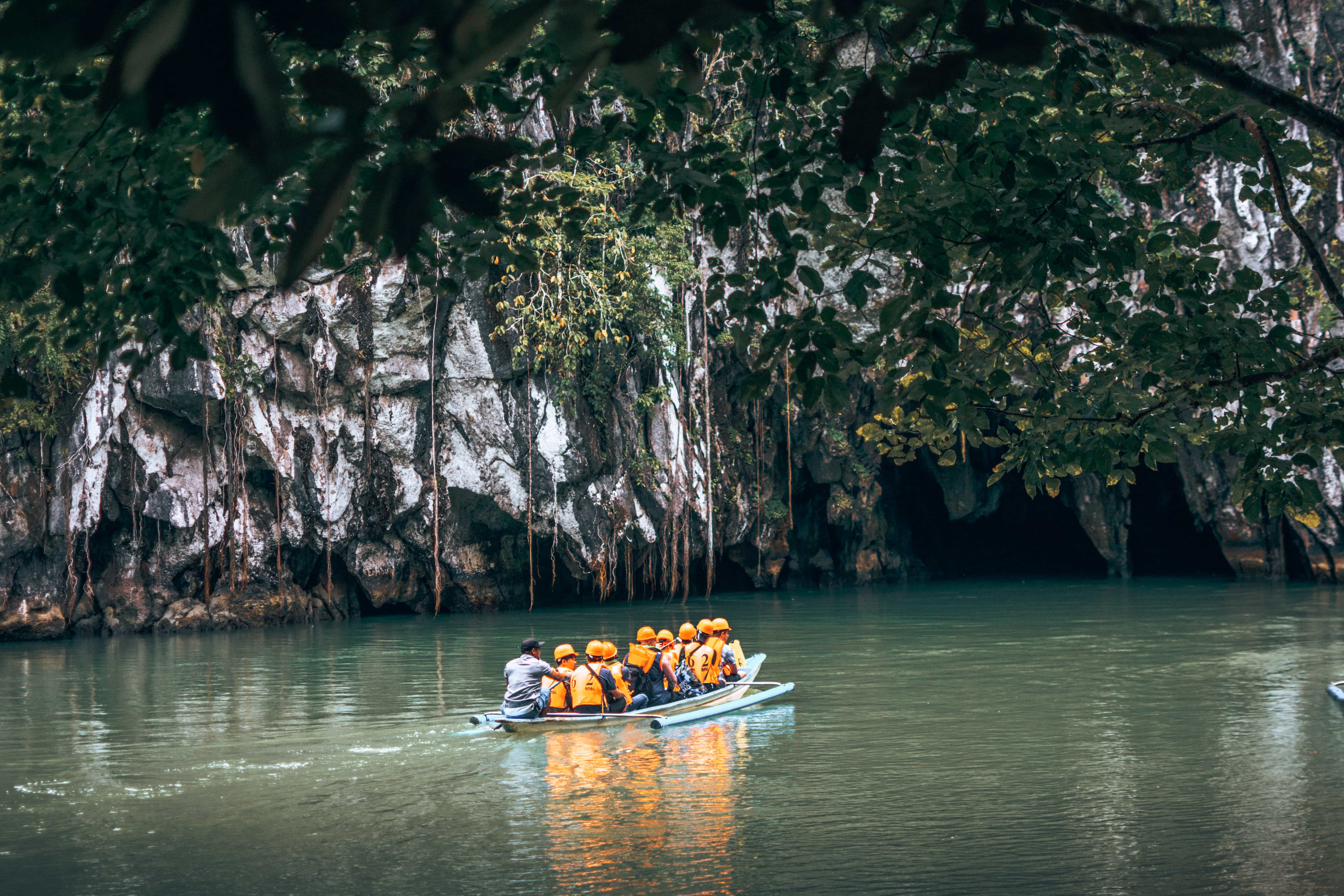 8-Day Travel Itinerary in Palawan, Underground river