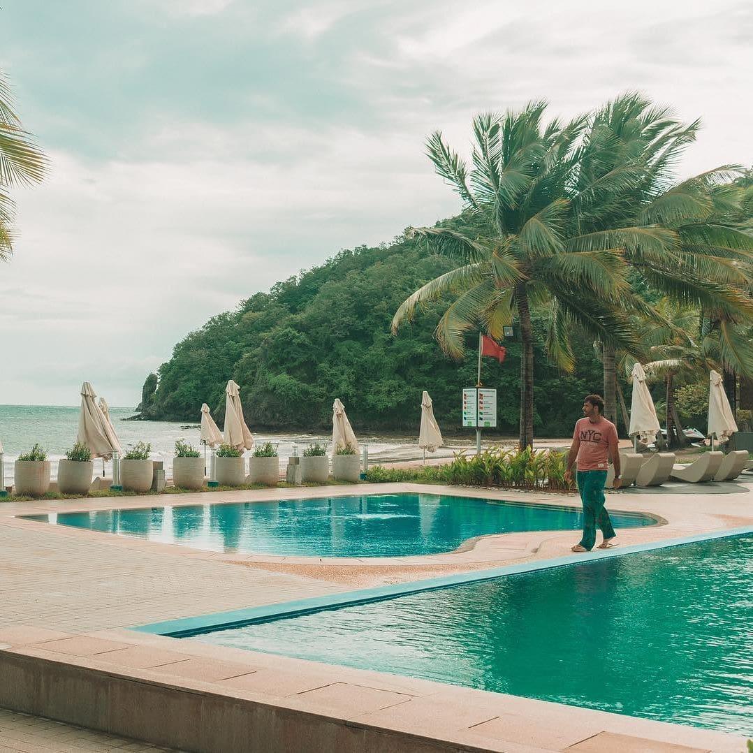 Visiting Nasugbu, Batangas: Discovering Pico de Loro Cove ...