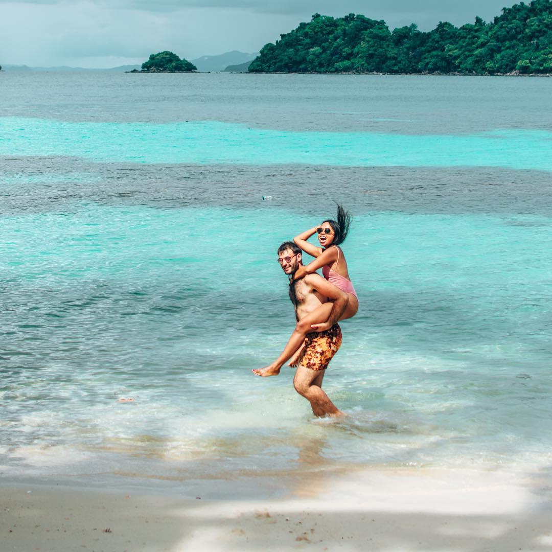 palawan beaches, best beaches in palawan, German Island