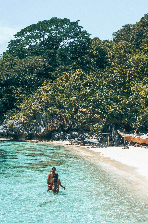 Best Beaches in Palawan, Paradise Beach in El Nido, palawan beaches, best beaches in palawan