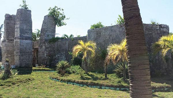 Fort at Kota Park
