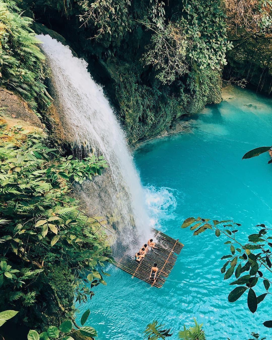 How To Get To Kawasan Falls From Cebu Oslob And Moalboal