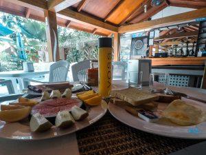 Breakfast on a budget in Maldives