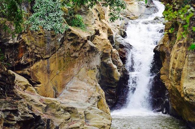Cagayan de Oro itinerary, Catanico Falls