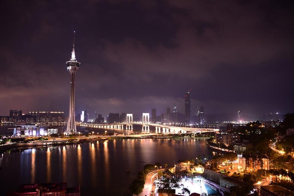 Macau itinerary, Macau Tower, Skyline in Macau