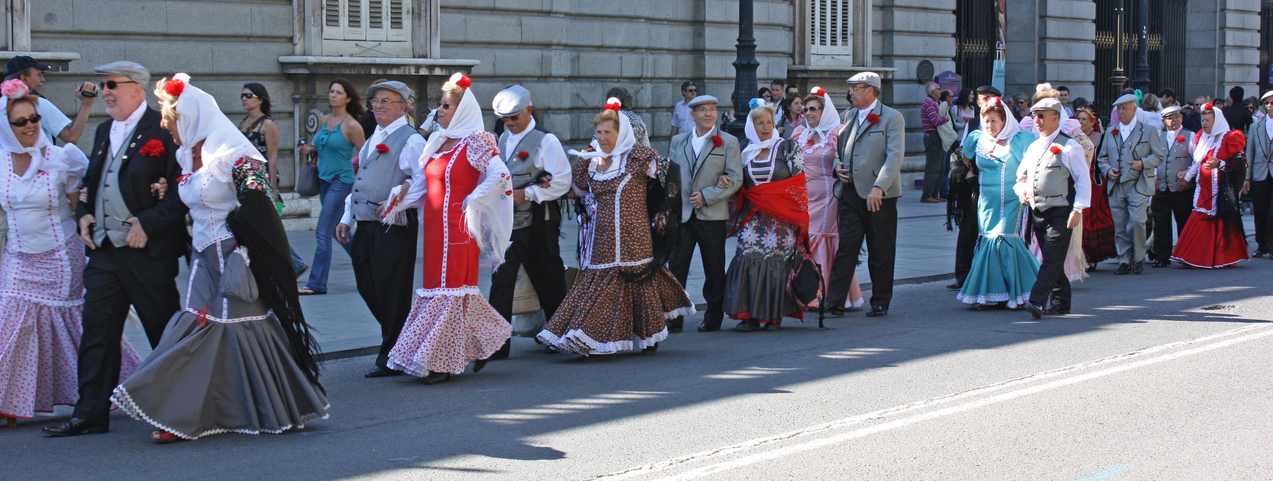 San Isidro in Madrid