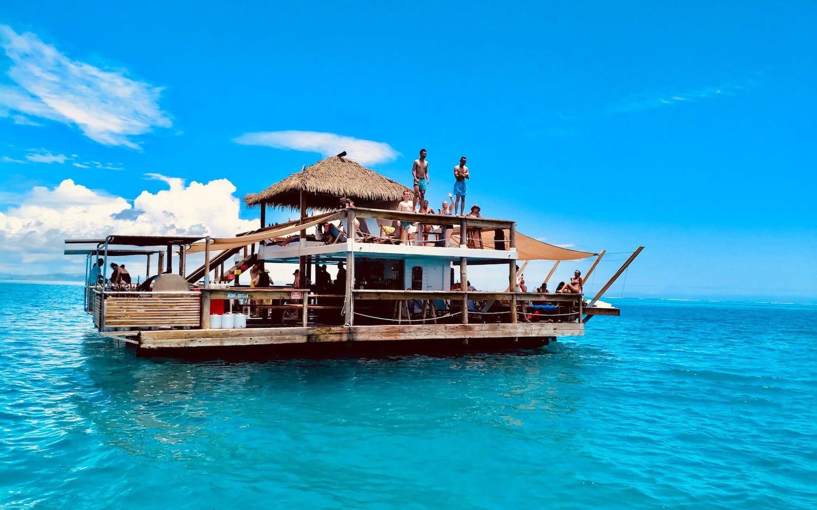 Tawhai Foating Bar