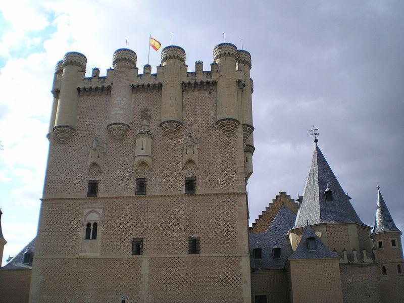 Torre de Juan II Segovia