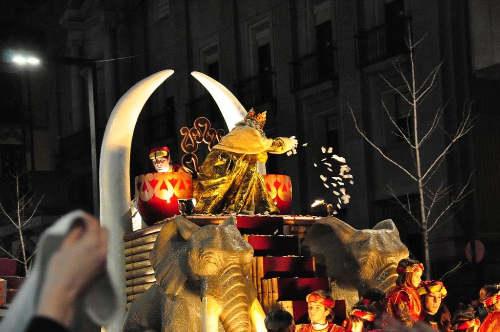 Things to do  in Segovia, Places to visit in Segovia, Festivals in Segovia, Cabalgata de Reyes