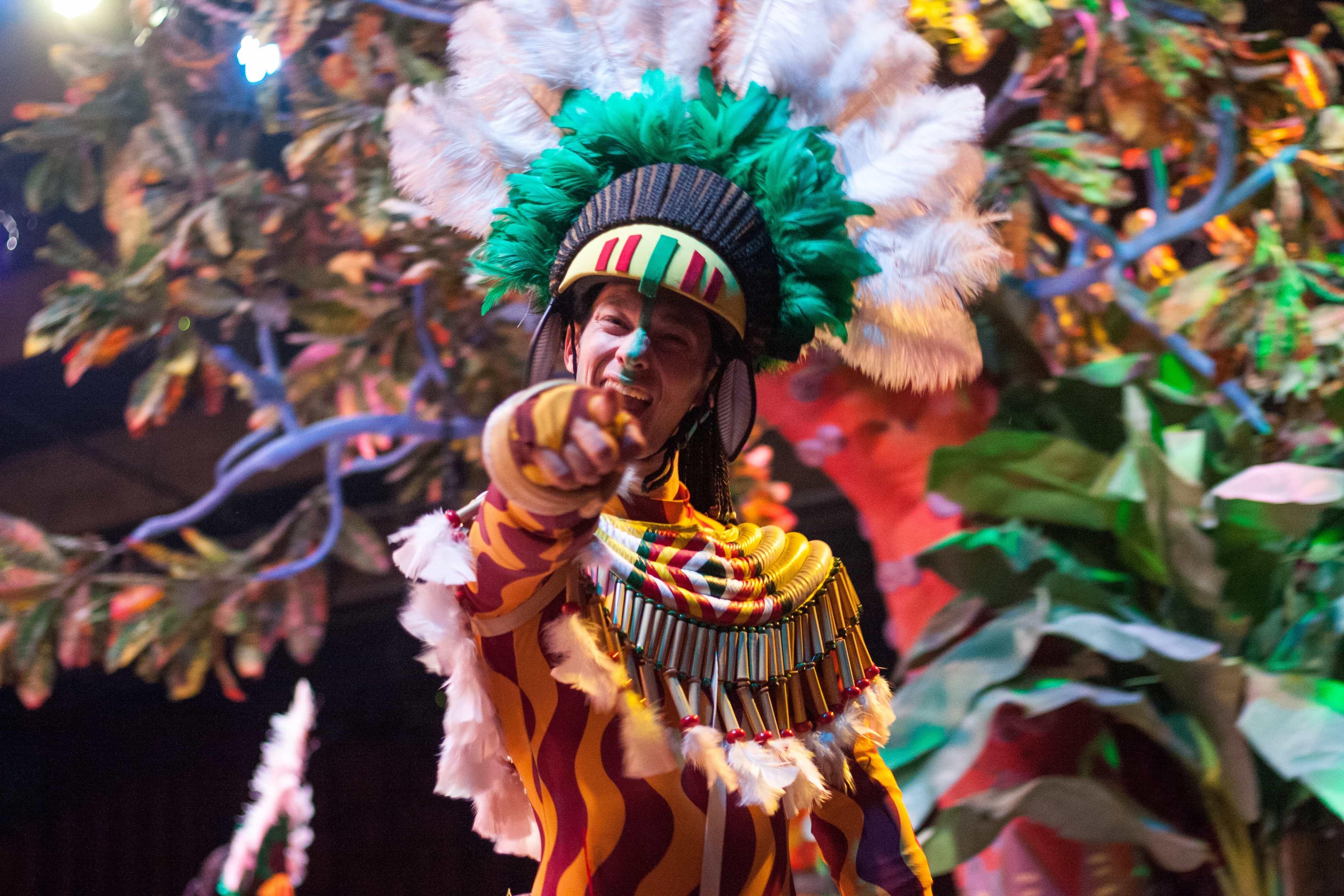 carnaval in Segovia