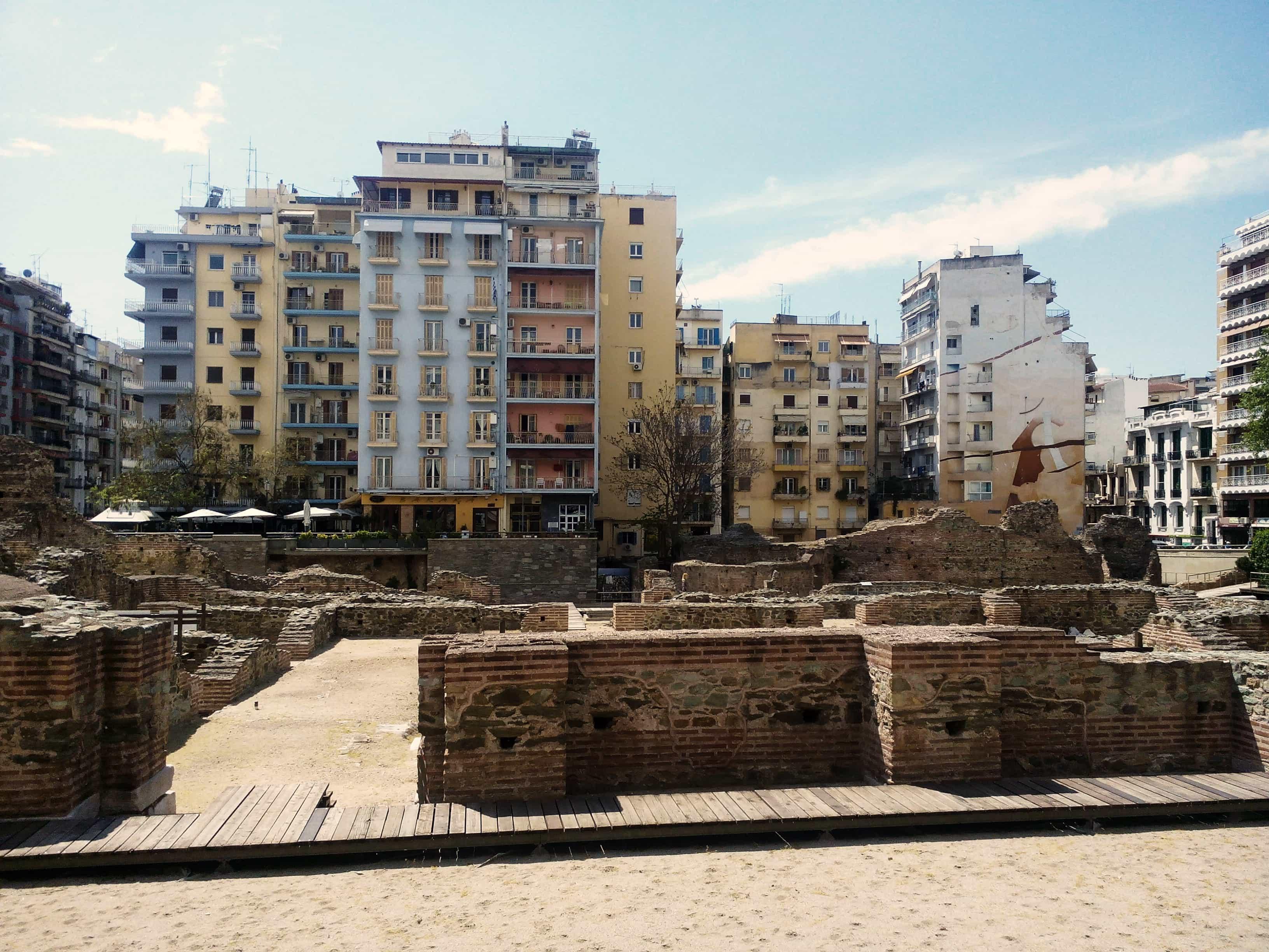 Navarinou Square, things to do in thessaloniki