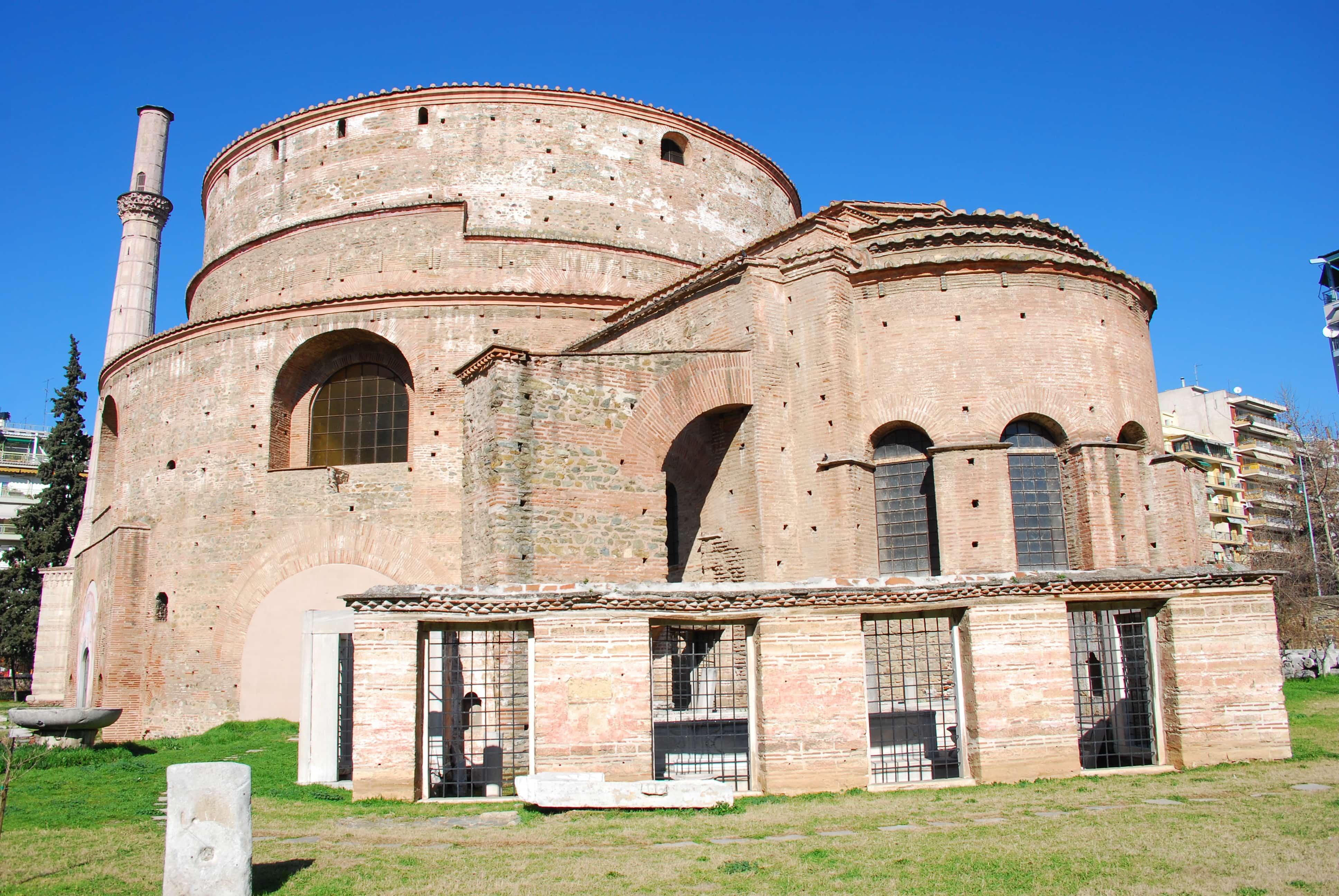 Rotunda of Galerius, things to do in Thessaloniki