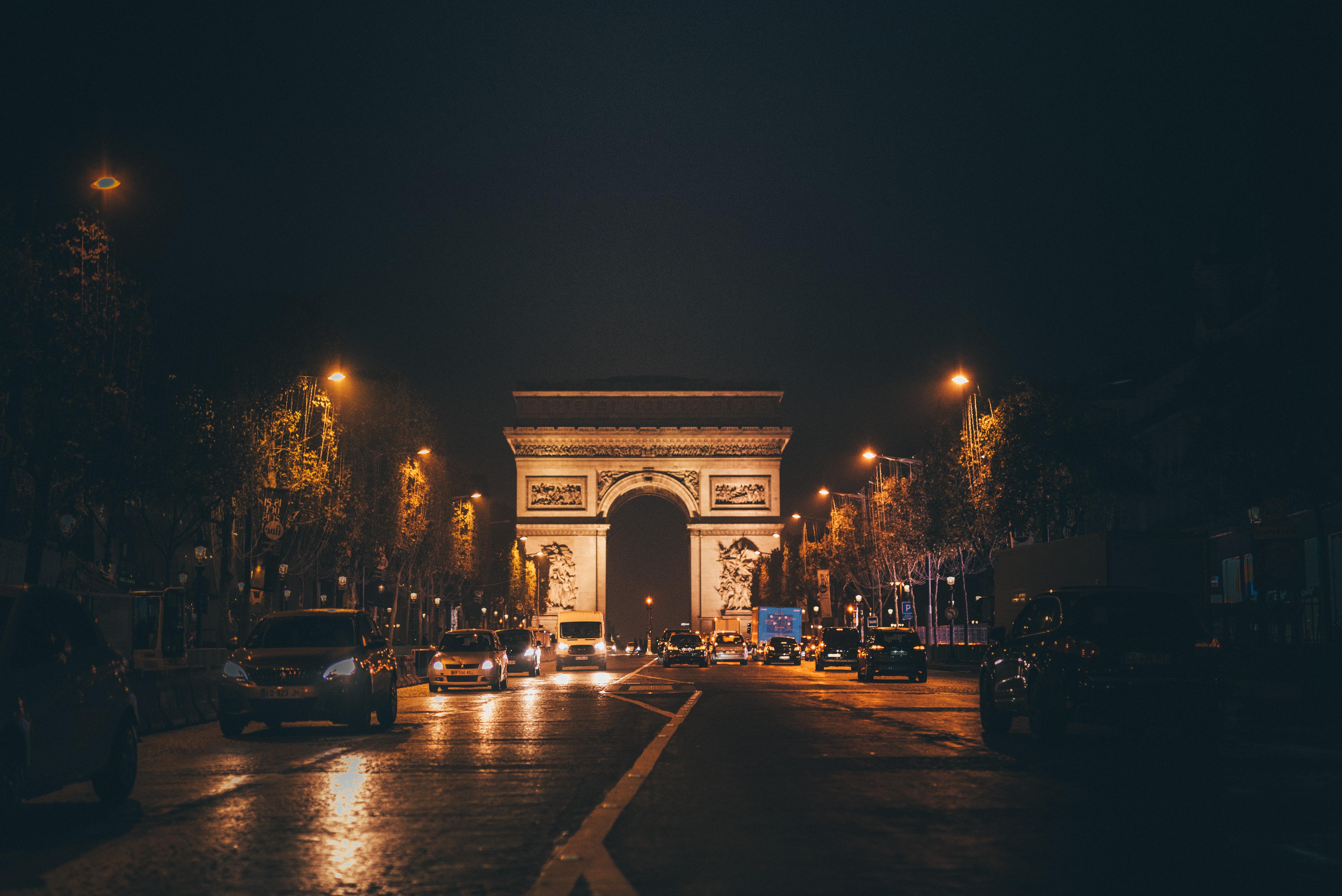 Most Instagrammable places in Paris, Arc de Triomphe