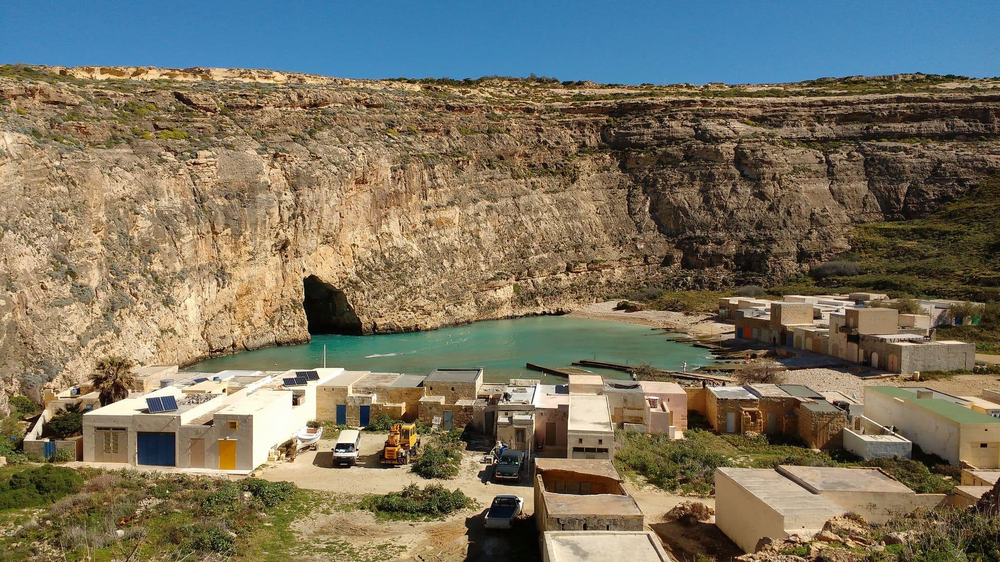 Things to do in Malta, Places to visit in Malta, Dwejra Bay