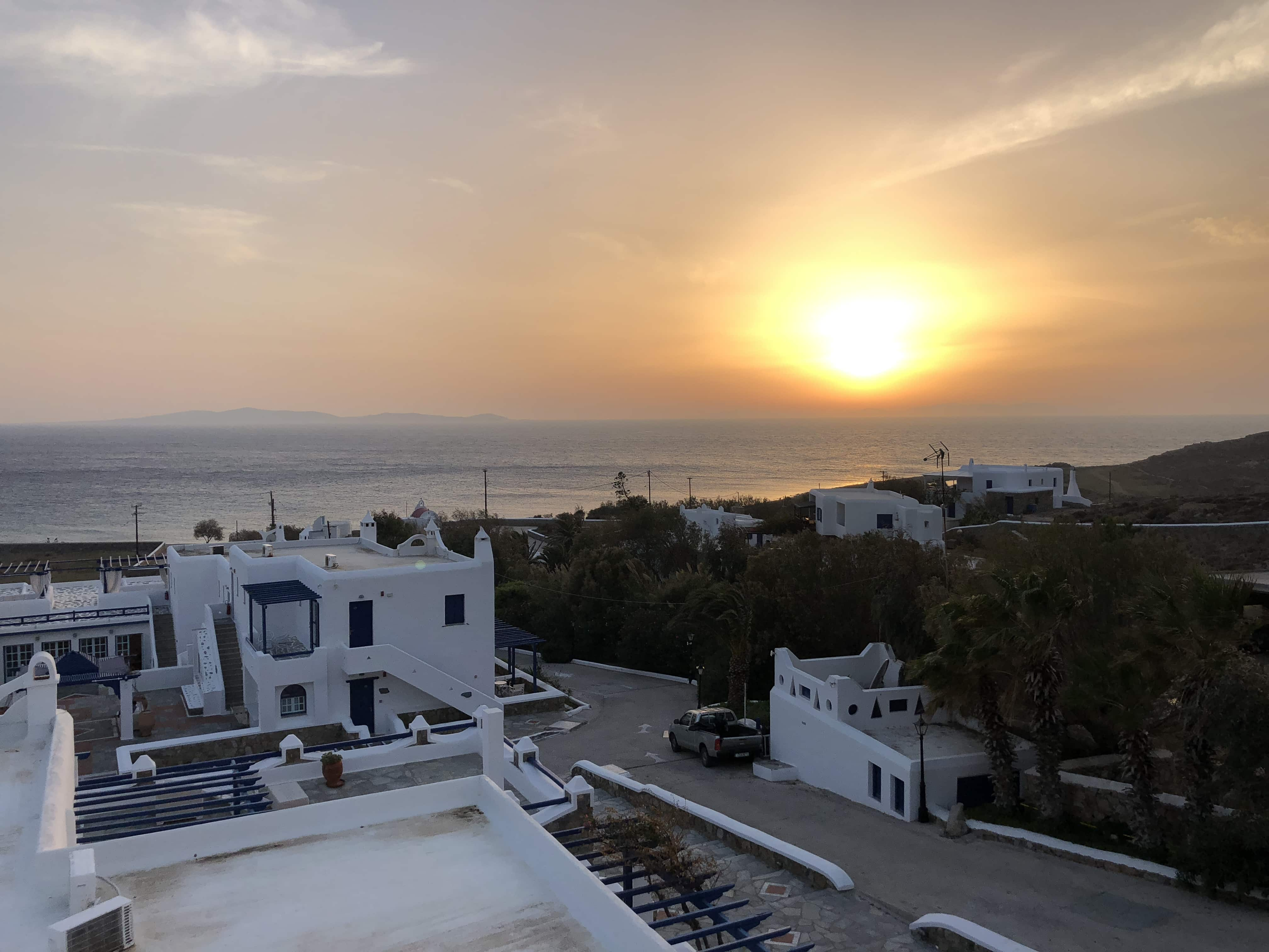 Things to do in Mykonos, Places to visit in Mykonos, Food to try in Mykonos, San Marco Hotel in Mykonos