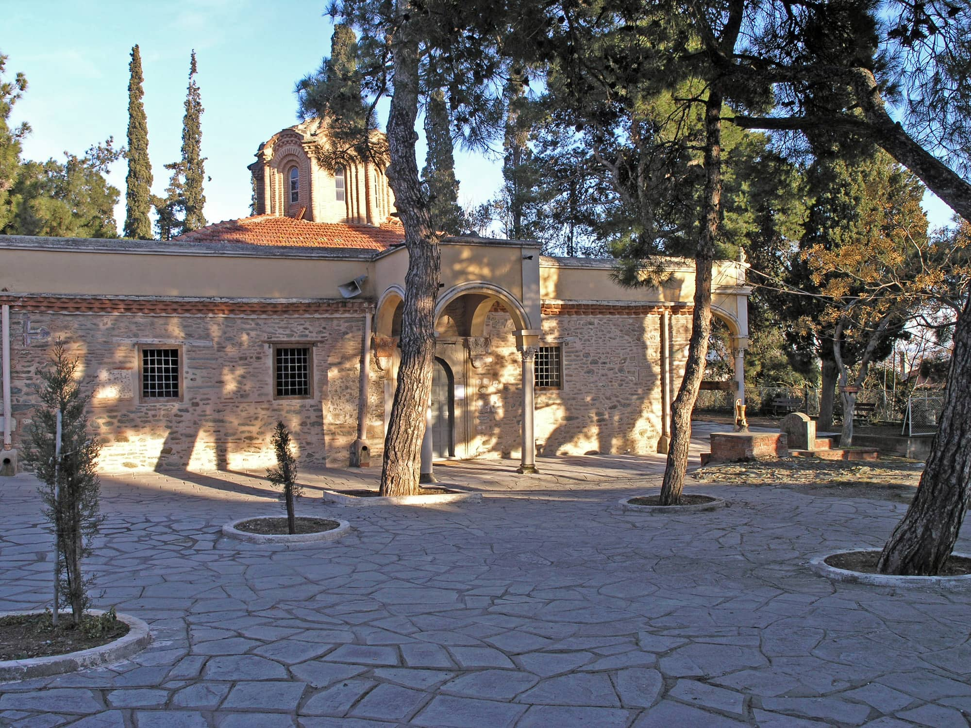 Vlatadon Monastery, things to do in Thessaloniki