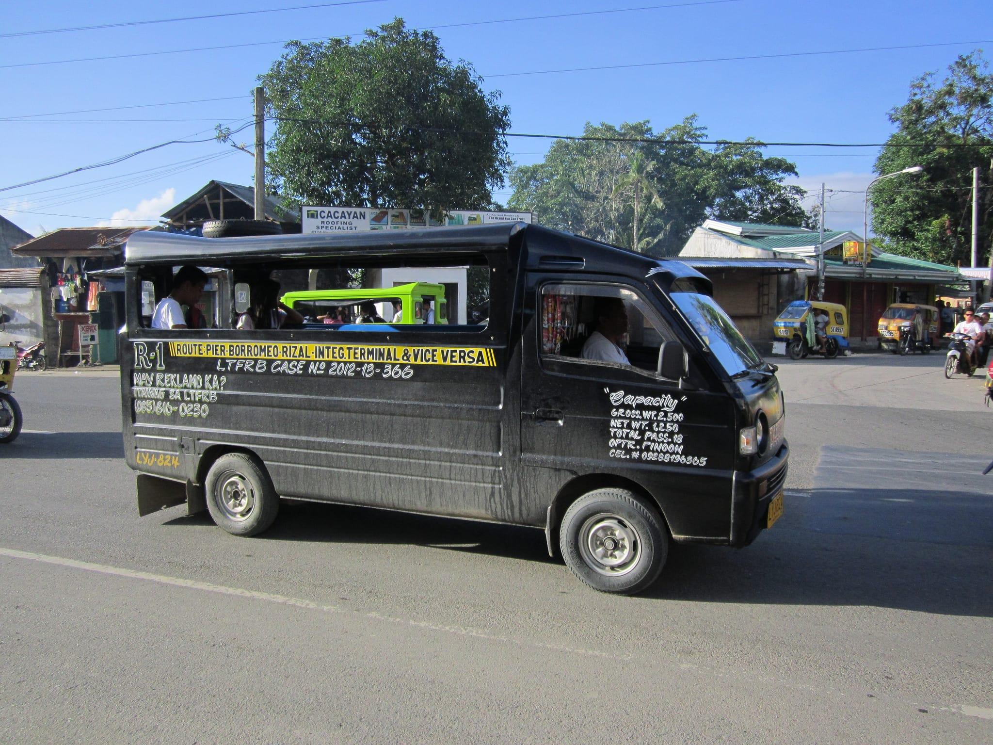 Surigao Tourist Spots, Transportation around Surigao, Surigao Travel Guide
