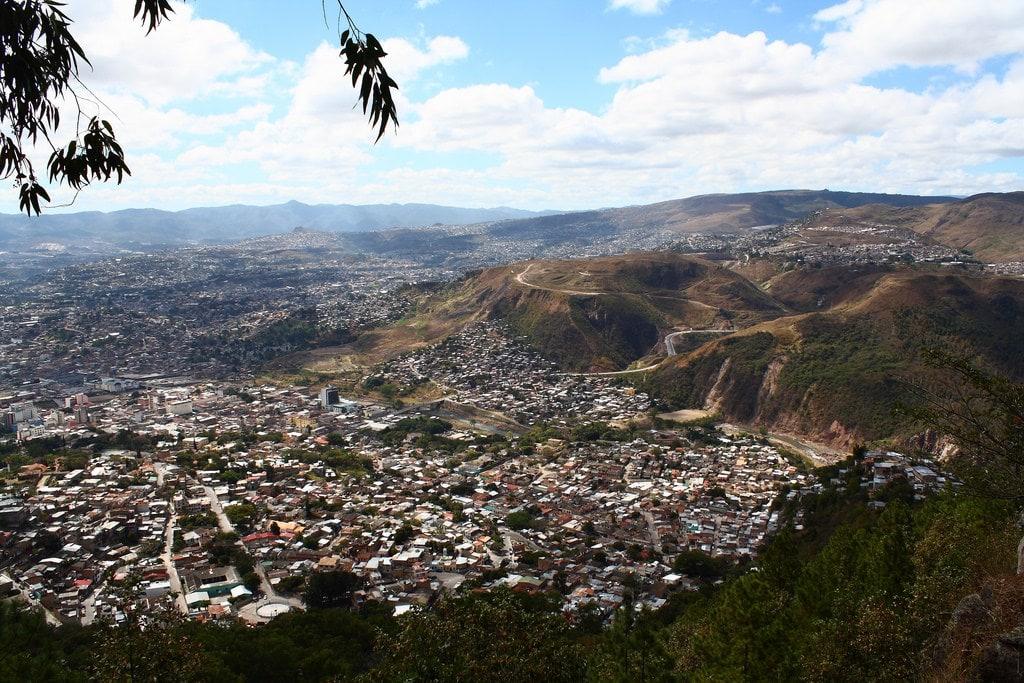 Budget travel in Honduras