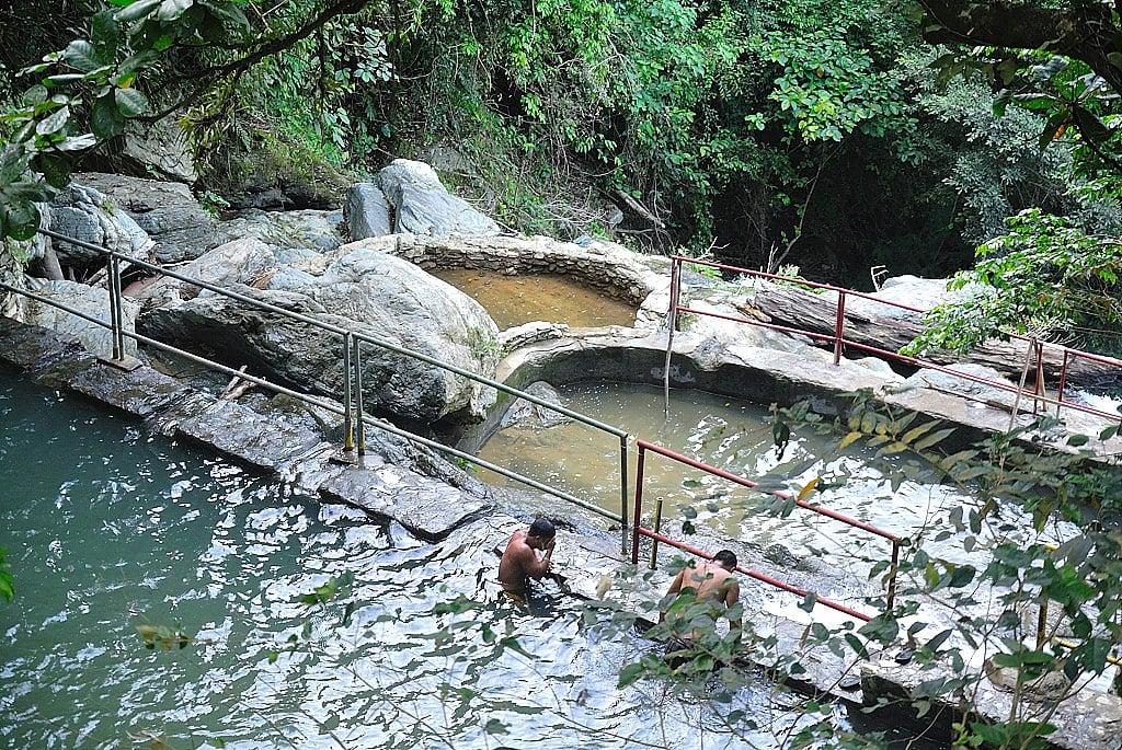 Things to do in Puerto Galera, Tamara waterfalls
