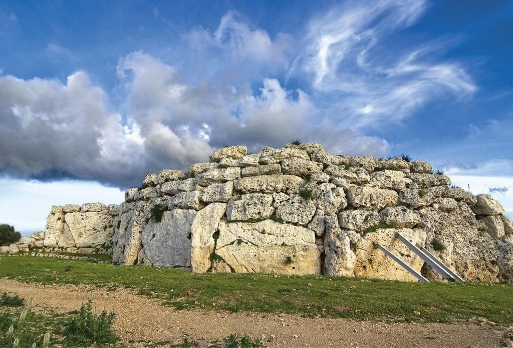 Instagrammable places in Malta, Ggjantija temples